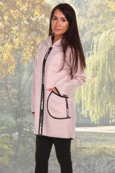 Бургунди пальто пудра Натали